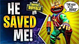 HE SAVED ME! Feat. Timthetatman & Dr. Lupo (Fortnite Battle Royale)