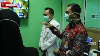 RSUDZA Banda Aceh Rawat Pasien Suspect Corona