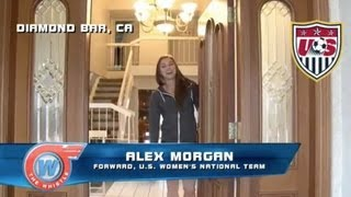 Alex Morgan: Back Home