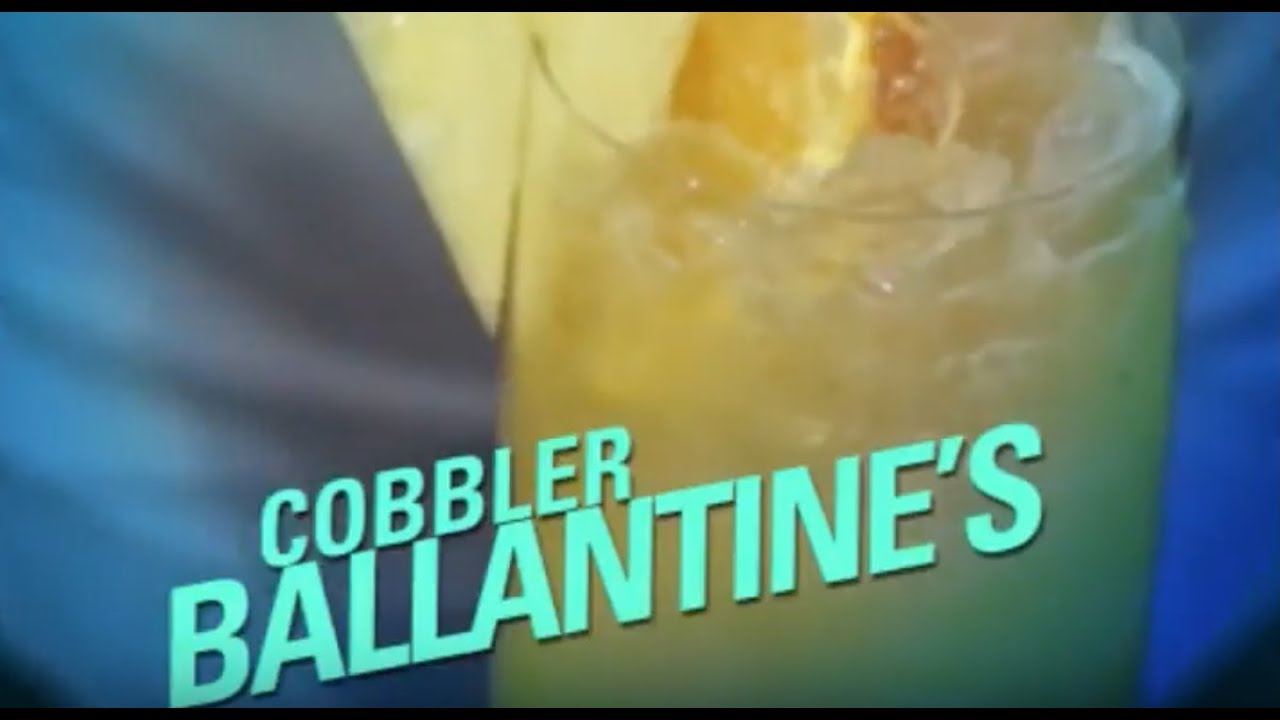 Cobbler by Ballantine's