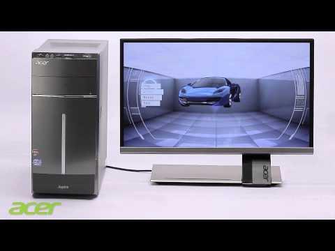 Acer Aspire M und Aspire T Desktop-PC Serie