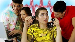 Boyfriend VS Girlfriend Lie Detector Tests with LaurDIY and AlexWassabi