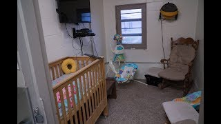 In one Indiana prison, a program allows incarcerated moms to raise their newborns
