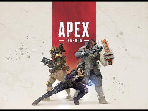 Apex Legends XBOX ONE X Gameplay