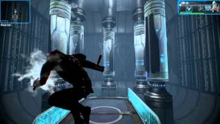 Warframe - Falling out of Reactor Room