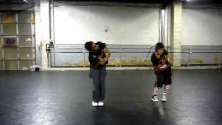 Nikki Stanek & Kris Rhodes - What It Is (Sophia Fresh) Choreography