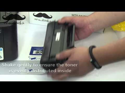 How to install Samsung MLT D104S toner cartridge for Samsung ML 1660 - by 123Ink.ca