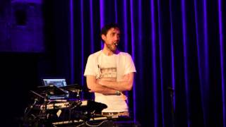 Beardyman - Live @ The Neptune, Seattle 2013