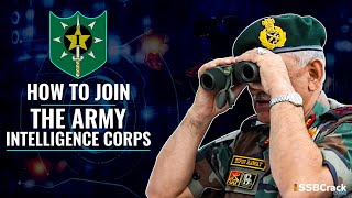 How To Join the Army Intelligence Corps