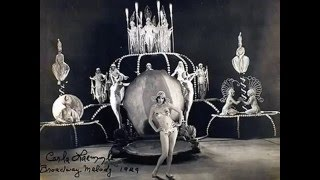 The Victorian Syncopators (Harry Reser?) - Broadway Melody, 1929