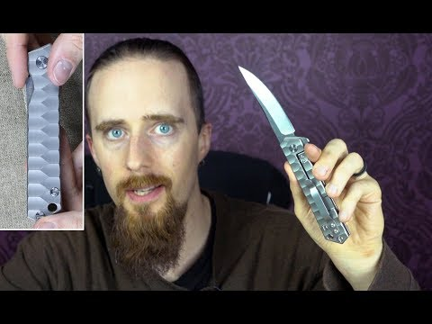 Review: Y-Start LK5010 Titanium Handle Folding Knife