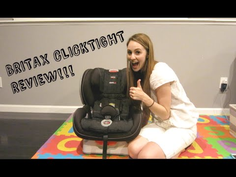 BRITAX ADVOCATE CLICKTIGHT REVIEW & DEMO!!