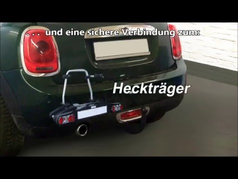 BMW Mini F55 / F56 Umrüstsatz auf AHK als Heckträgeraufnahme 1146151