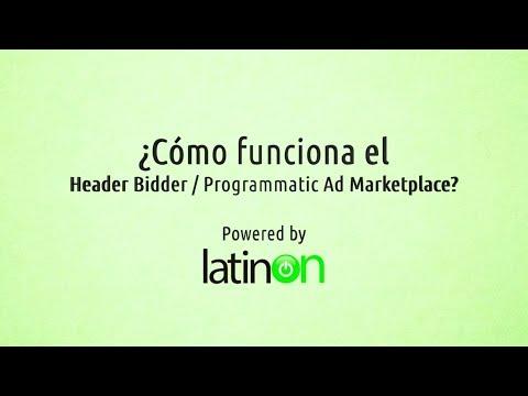 LATINON Header Bidding: Programmatic Marketplace