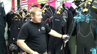 Выбираем костюм для дайвинга или подводной охоты. Чем они отличаются.