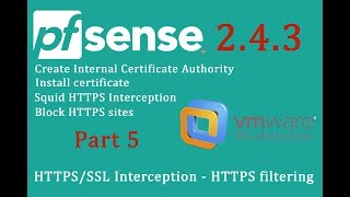pfSense Guide - ACME Let's Encrypt mit HAProxy - Most Popular Videos