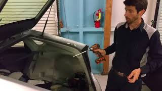 How To Remove and Install Prius Hybrid Battery 2010-2015