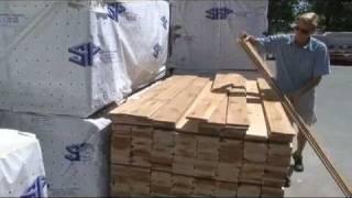 How Cedar Fencing is Made
