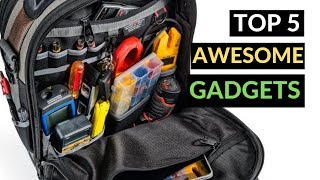 Top 5  AWESOME GADGETS Every Man Should Have 2019 | Available On Amazon