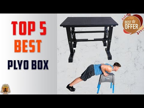 The Top 5 Best Plyo Boxes