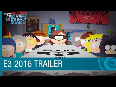 Ubisoft South Park: The Fractured But Whole (Xbox One, ML)
