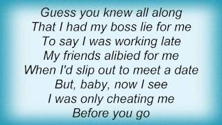 Judds - Change Of Heart Lyrics