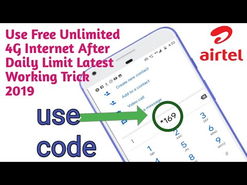 New Airtel Free Internet Trick   Free Data Internet Trick 2019