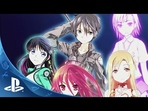 Видео № 0 из игры Dengeki Bunko: Fighting Climax (US) [PS Vita]