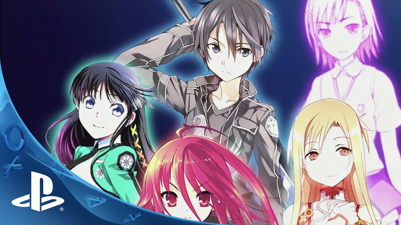 Dengeki Bunko: Fighting Climax Coming to PS3, Vita This Year