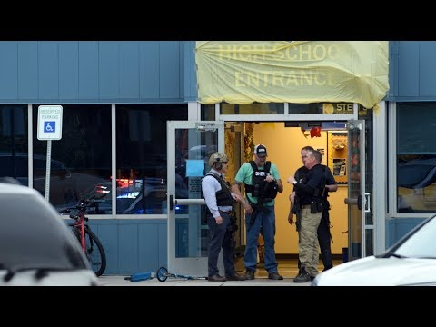 STEM School shooting in Highlands Ranch outside Denver, Colorado
