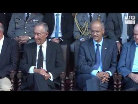 Presidente da República inaugura Centro de Interpretação da História Militar de Ponte de Lima