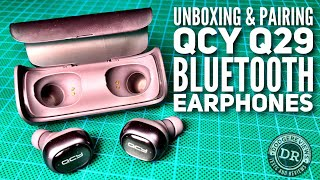 Official Assembly/Disassembly Demonstration - QCY Q29 Mini Bluetooth V4.1 Headset