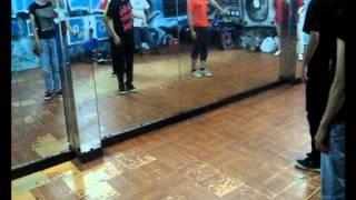 Tung England @ Choreography @ Slow Kisses - Joe