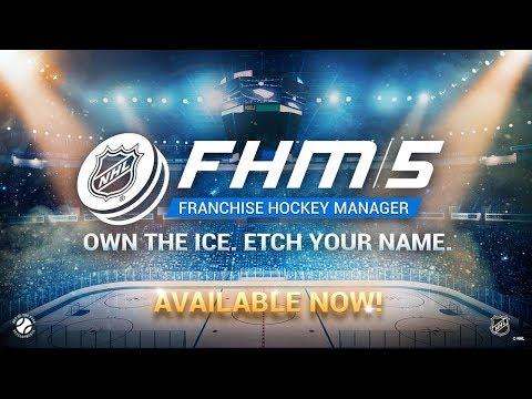 Franchise Hockey Manager 5 - Full Trailer thumbnail