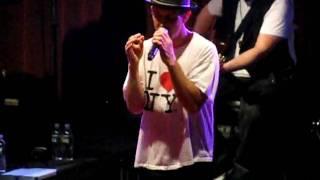 Joey McIntyre - NYC Girls | Highline Ballroom | 01.19.2010