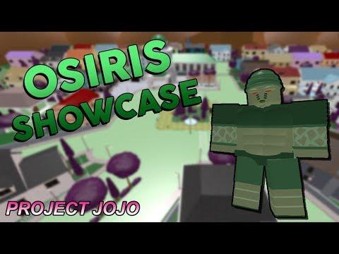 Osiris Showcase - Project JoJo - Thủ thuật máy tính - Chia sẽ kinh