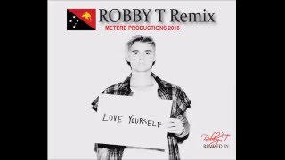 Robby T - Remix (Love Youself) Justin Bieber