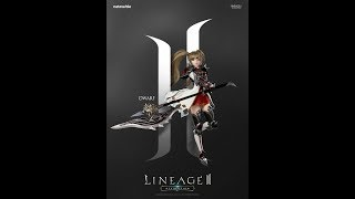 Lineage 2 Revolution. ГНОМ. 7 уровень. DWARFS RULLES! WOW