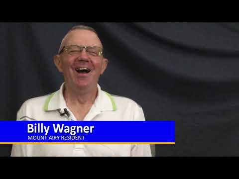 Billy Wagner, Mt. Airy 125th Anniversary Collection