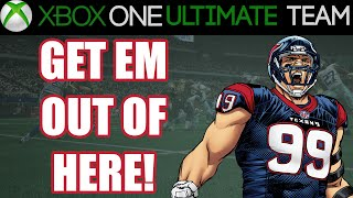 GET EM OUT OF HERE! | Madden 15 Ultimate Team Gameplay | MUT 15 Gameplay Xbox One