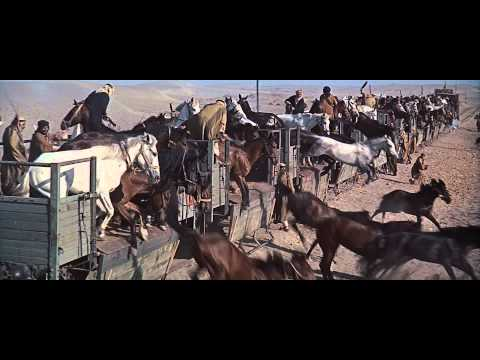 Lawrence of Arabia Movie Trailer