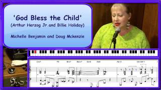 'God Bless the Child' - Michelle Benjamin with Doug Mckenzie
