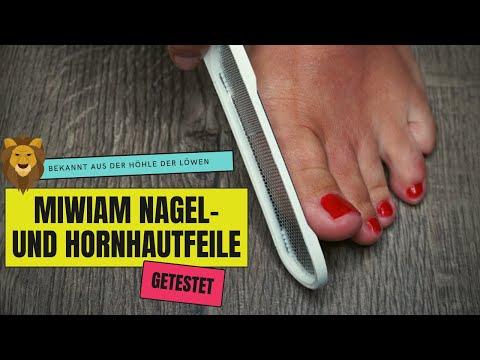"""MIWIAM MIA MIA Nagelfeile und Hornhautfeile aus """"Die Höhle der Löwen"""" im Test!"""