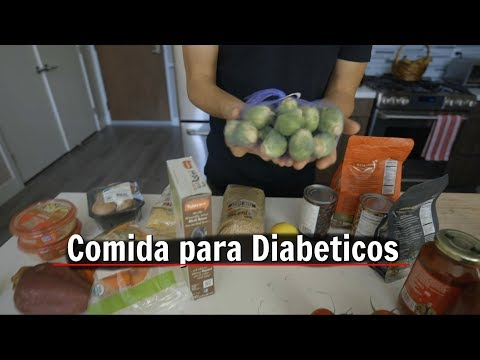 Tarjeta de paciente ambulatorio con la diabetes