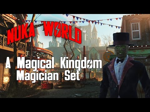 Fallout 4 Nuka World DLC | A Magical Kingdom | Quest Walkthrough Mp3