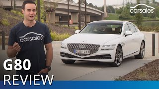 Genesis G80 2020 Review - First Drive @carsales.com.au
