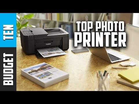 Best Photo Printers 2019 –  Budget Ten Review