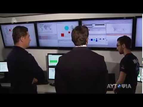 Τηλεοπτική εκπομπή με Έλληνες χάκερς