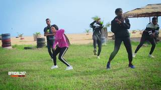 Mr. Eazi Ft Simi   Surrender [Dance Video] | FreeMe TV