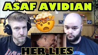 ASAF AVIDIAN - HER LIES 🤯🤯🤯metalheads reaction